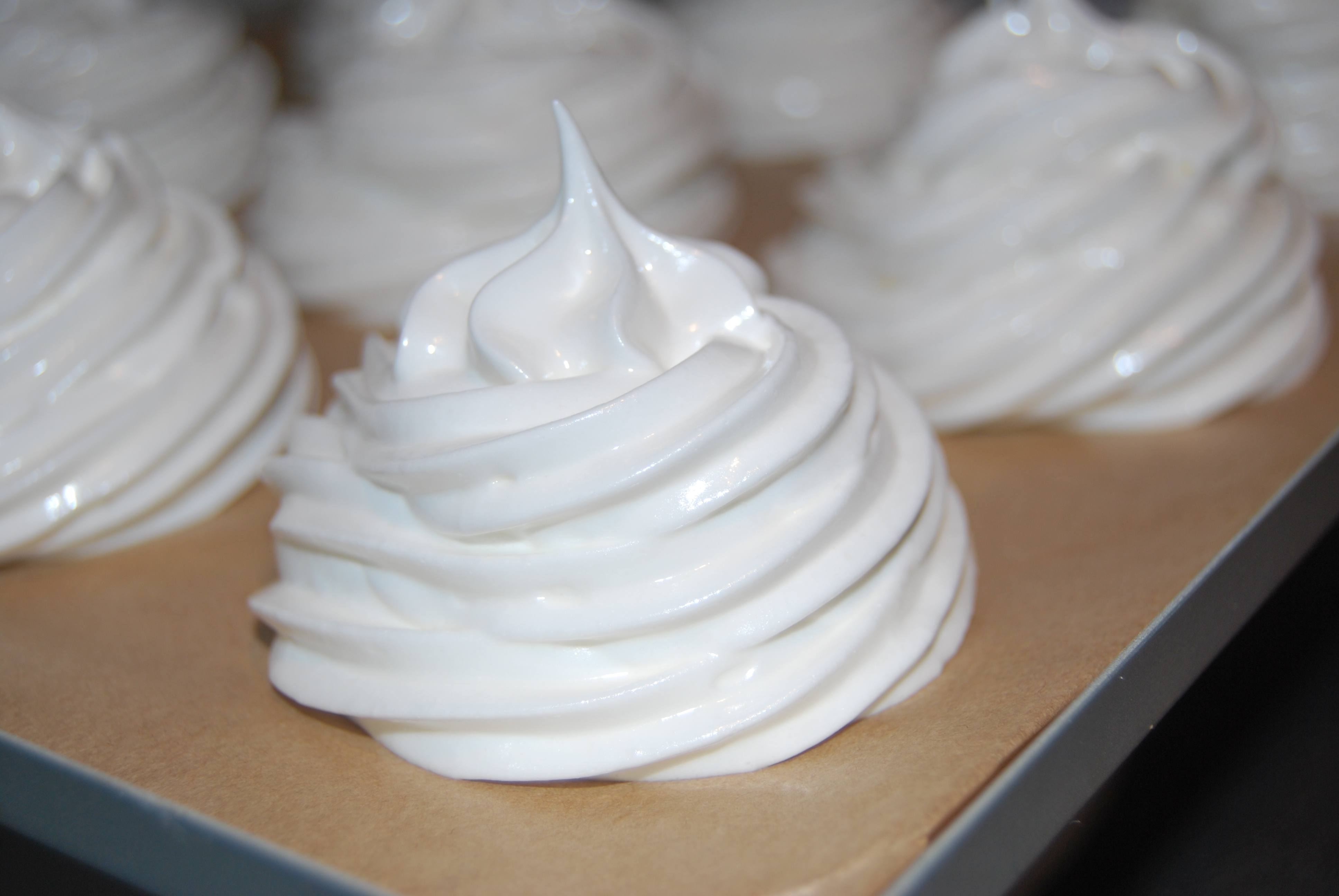 how to fix soft pavlova